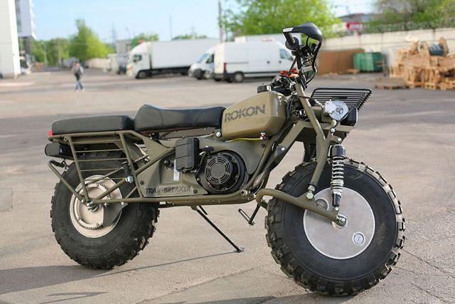 Как сделать большие мотоциклы 142